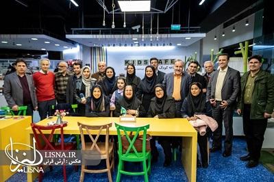 گزارش تصویری دومین جلسه کمیسیون فنی طرح استاندارد کتابخانه های عمومی ایران