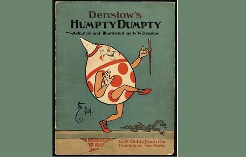 دسترسی آنلاین به  آثار کلاسیک کتاب های کودکان در کتابخانه کنگره