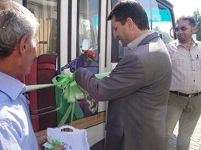 افتتاح دو کتابخانه سیار روستایی در آذربایجان شرقی