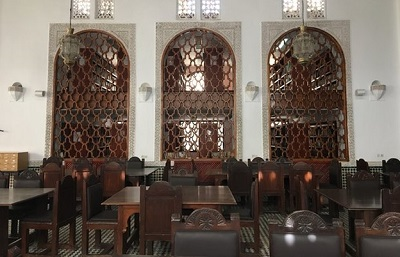 کتابخانه ای باستانی در عمق صحرای آفریقا+تصاویر