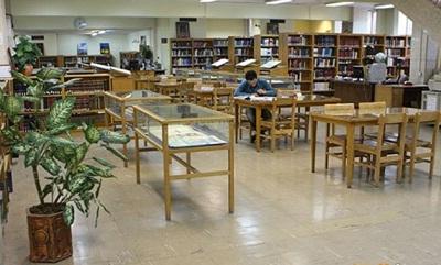حضور کتابخانه مرکزی دانشگاه شهید بهشتی در نمایشگاه کتاب فرانکفورت