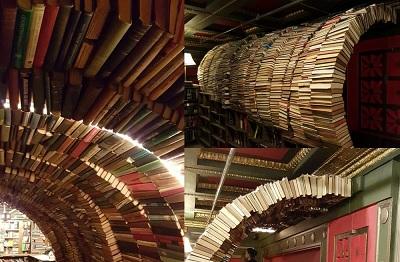 منحصربفردترین کتابفروشی ها در سراسر جهان+ تصاویر