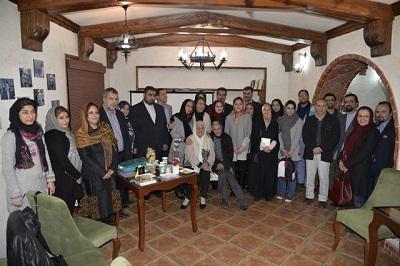 گزارش تصویری افتتاح اولین کافه کتابخانه دیجیتال