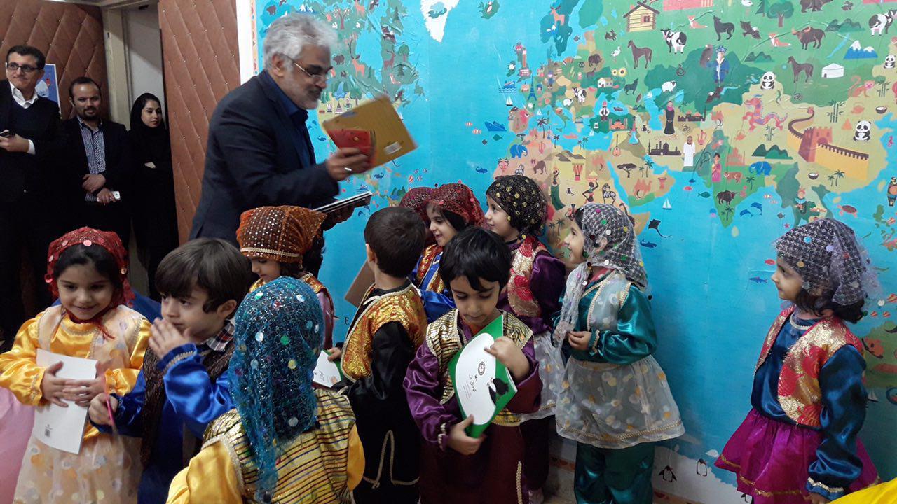 رونمایی ازفضای جدید کتابخانه مرکزی، مرکز نشر و اسناد دانشگاه شهید بهشتی