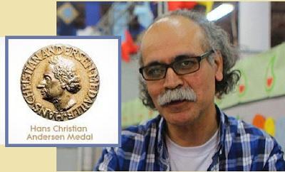 فرهاد حسن زاده نامزد نهایی دریافت نوبل ادبیات کودک شد