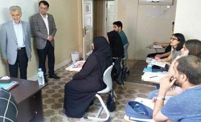 وضعیت آموزشی مرکز زبان فارسی در استانبول بررسی شد