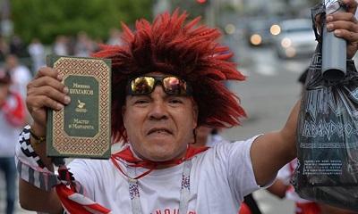فوتبالدوستان کتابخوان بازار کتاب روسیه را متحول کردند