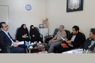انتخاب هیئت مؤسس انجمن خیرین کتابخانه ساز خوزستان