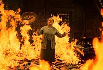 نمایش «451 درجه فارنهایت» برای کتابداران