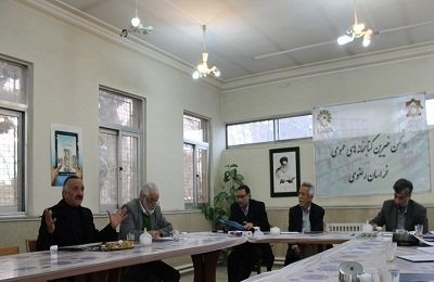 بیست و هفتمین،جلسه انجمن خیرین کتابخانه ساز