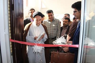 افتتاح کتابخانه عمومی خالدآباد اصفهان