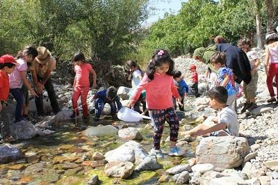 داربانان آتی؛ مدرسه طبیعتی که درنزدیکی تهران و در خود طبیعت است