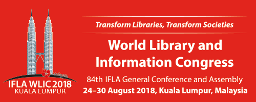 IFLA 2018 calls for papers: