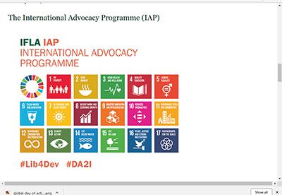 اقدام جهانی برای توسعه پایدار