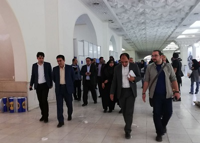 با مترو و اتوبوس به نمایشگاه کتاب بیایید/ هیئت 150 نفری چینی ها در نمایشگاه کتاب تهران