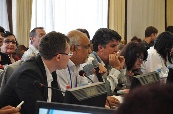 گفتوگو با محمدرضا یوسفی به بهانه حضور در همایش آستراخان روسیه
