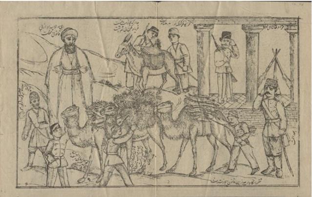 از اولین نشریه فکاهی کاملا فارسی رونمایی میشود