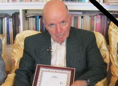 دکتر علی شکوئی درگذشت