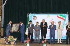 برگزاری مراسم معارفه مدیرکل کتابخانه های عمومی استان کرمان