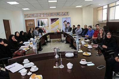 مراسم افتتاح طرح پژوهشی طراحی و استقرار نظام رتبه بندی کتابخانه های عمومی کشور