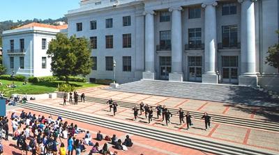 مخدوش شدن شهرت و اعتبار دانشگاه برکلی/ عدم شفافیت در ارائه اطلاعات فارغالتحصیلان