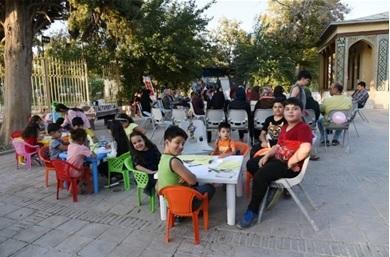 تابستان داغ با کتاب در مرکز شیراز شناسی