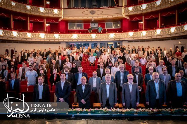 گزارش تصویری نوزدهمین جشنواره ملی چاپ ایران