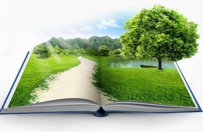 کتابخانه سبز در خدمت محیط زیست