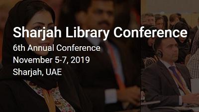 فراخوان ششمین کنفرانس بین المللی کتابداری شارجه