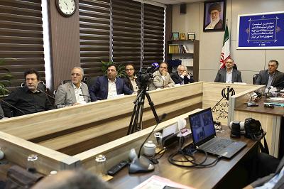 نخستین جلسه شورای سیاستگذاری بیست و هفتمین هفته کتاب برگزار شد