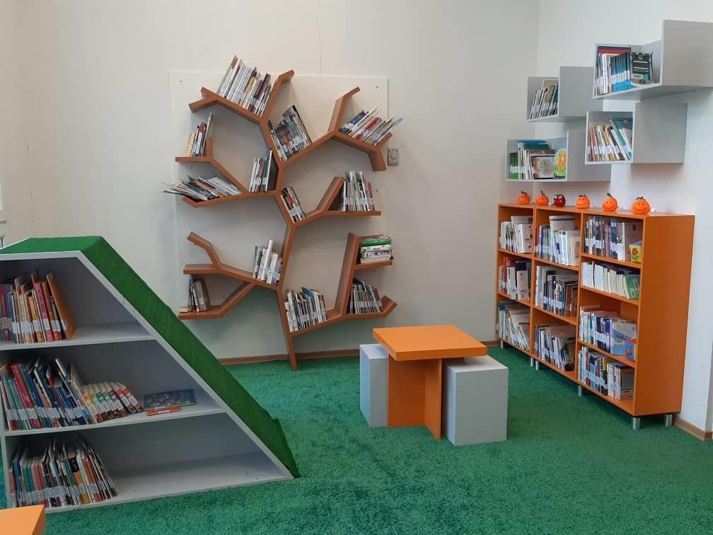 بخش کودک کتابخانه مرکزی دانشگاه علامه طباطبائی افتتاح می شود