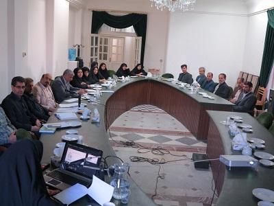 کارگاه استاندارد سازی کتابخانه ها و مراکز اطلاع رسانی برگزار شد