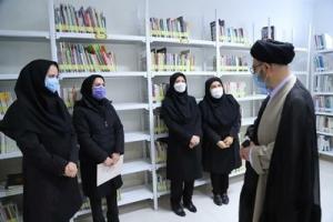 کتابخانه عمومی پروین اعتصامی تبریز بازگشایی شد