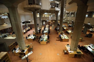 اعلام زمان بازگشایی تالارهای کتابخانه ملی