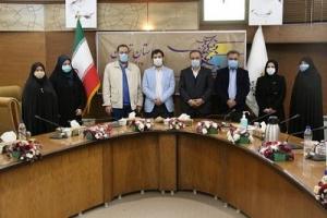 مراسم بزرگداشت هفته کتاب استان تهران برگزار شد