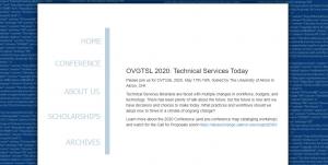 کنفرانس OVGTSL 2020 یکسال به تعویق افتاد