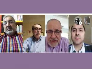 برگزاری جلسه مجازی کارگروه علم اطلاعات و دانش شناسی و آرشیو اندیشگاه
