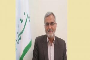 انتصاب سعید رضایی شریف آبادی به معاونت آموزشی دانشگاه الزهرا