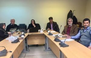 ١٢۲مین جلسه گروه برنامه ريزی و گسترش علم اطلاعات و دانش شناسی برگزار شد