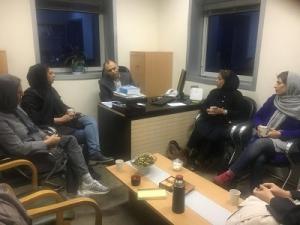 نشست مشترک انجمن کتابداری شاخه فارس و نویسندگان ادبیات کودک و نوجوان  برگزار شد