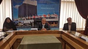 جلسه ویدئو کنفرانس ISC با دانشگاه خلیج فارس برگزار شد
