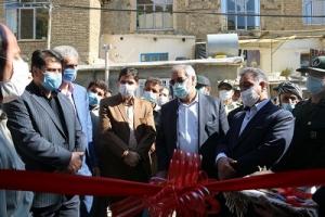 افتتاح کتابخانه عمومی ماموستا قانع روستای تنگیسر سنندج