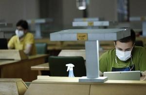 افزایش ساعت ارائه خدمات در کتابخانه ملی ایران