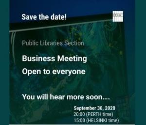 نشست تخصصی کمیته کتابخانههای عمومی ایفلا برگزار میشود