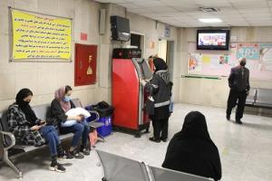 پخش قصه گویی کتابداران از نمایشگرهای دو بیمارستان مخصوص کودکان تهرانی