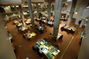 بازگشایی کتابخانه ملی ایران برای تمامی اعضا