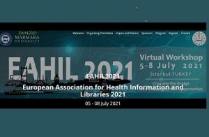 حضور پژوهشگران ایرانی در کنفرانس انجمن اروپایی اطلاعات سلامت و کتابخانهها 2021