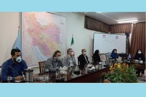 از سامانه جدید کتابخانههای دانشگاه شهید بهشتی رونمایی شد