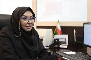 دکتر نجلا حریری رتبه اول محققان برتر کشور