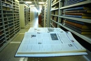 پنج میلیون نسخه نشریه از دوران قاجار تا امروز در کتابخانه ملی نگهداری میشود